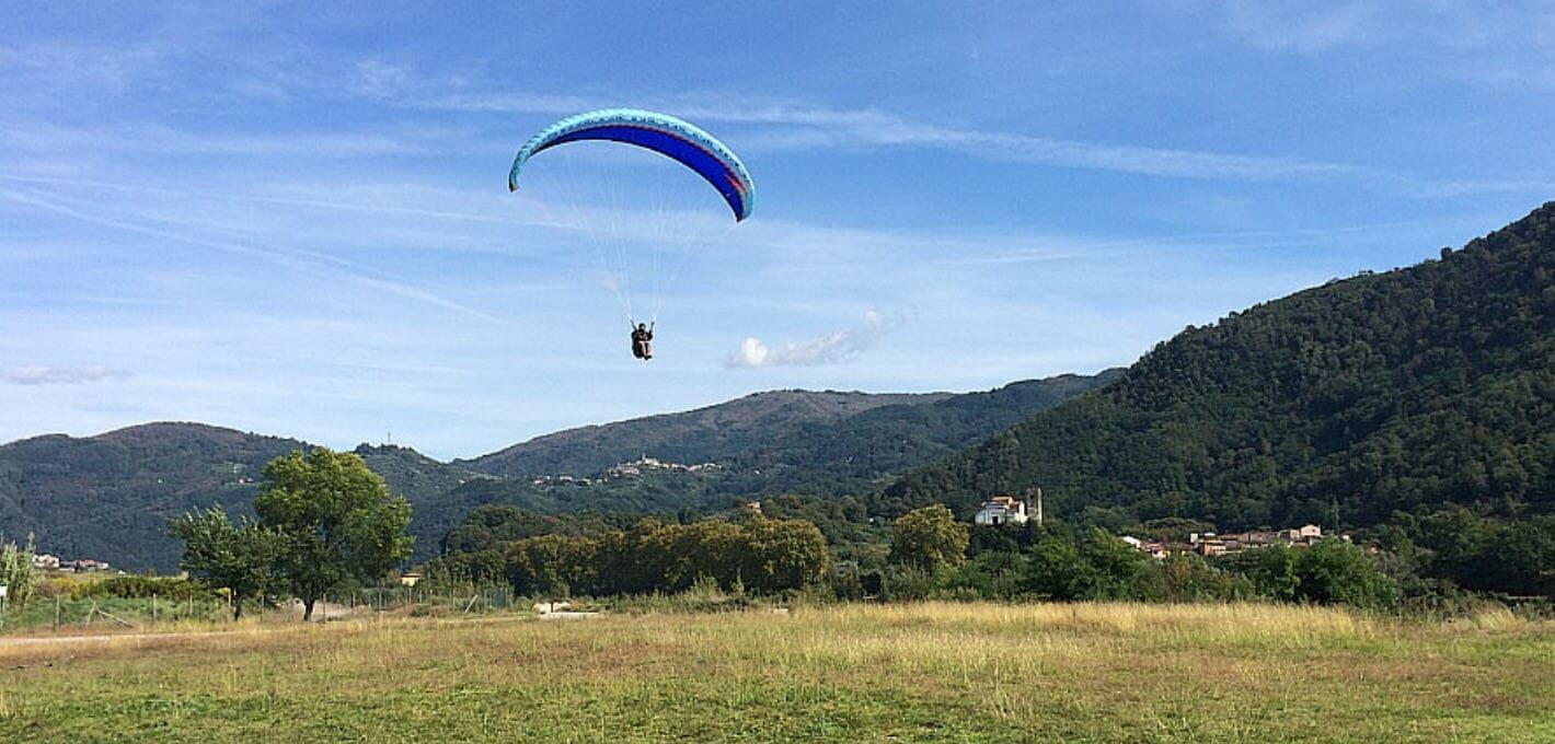 Flugreisen in die Toscana